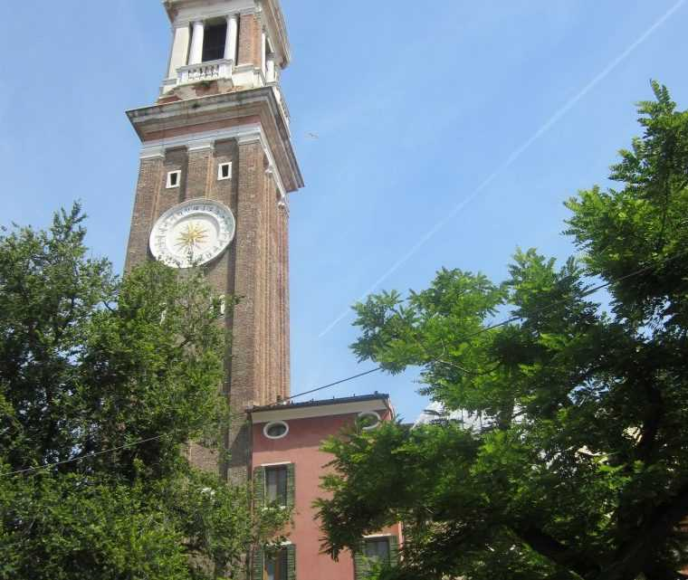 Базилики и церкви Венеции. Продолжение