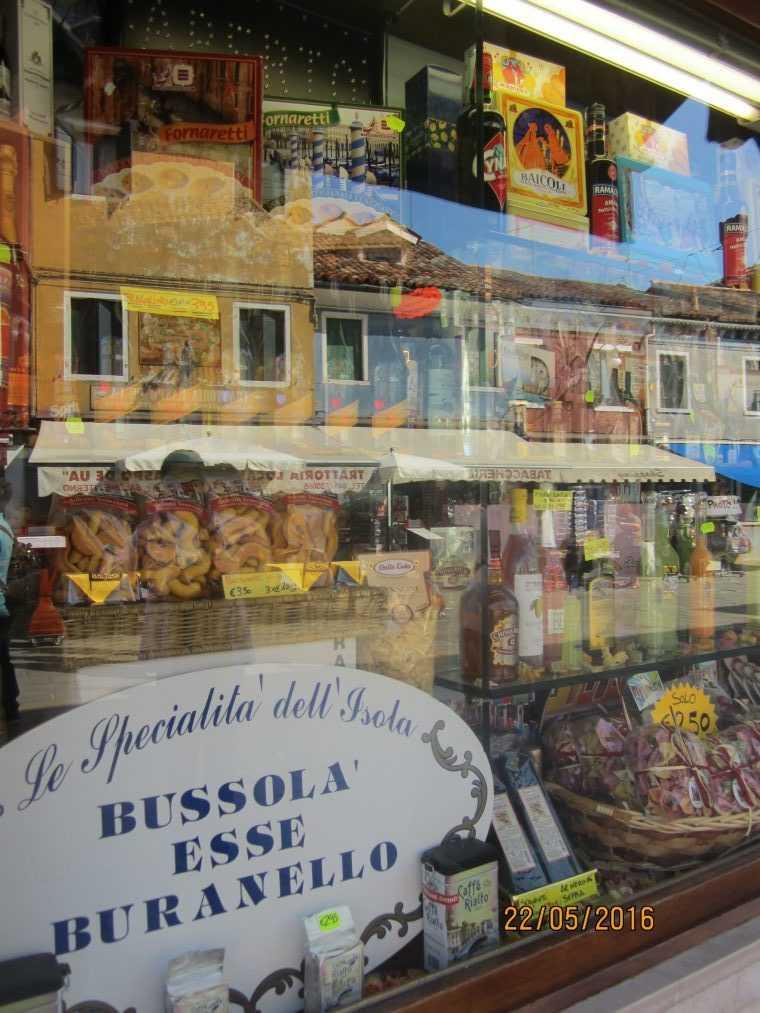 Посещение острова Бурано из Лидо Ди Езоло