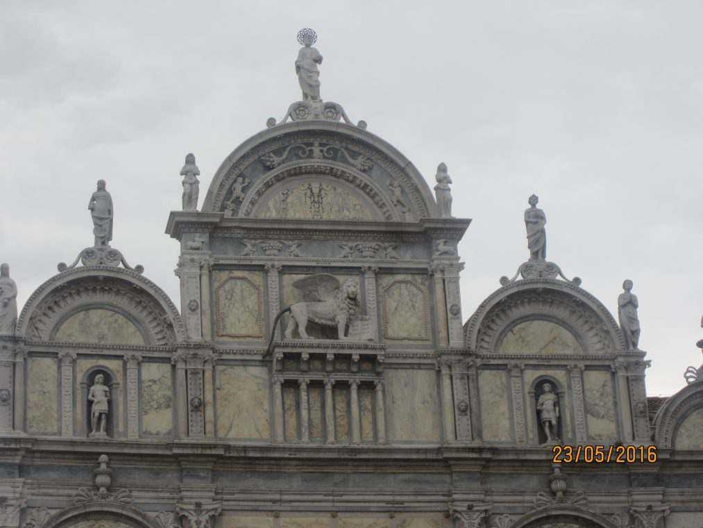 Церкви и базилики Венеции. Ospedale Santi Giovanni e Paolo