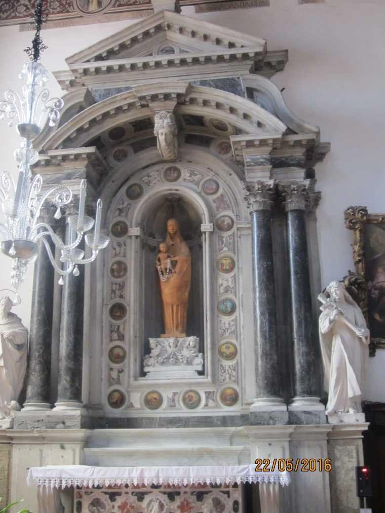 Церковь S.Pietro Martire. Остров Мурано