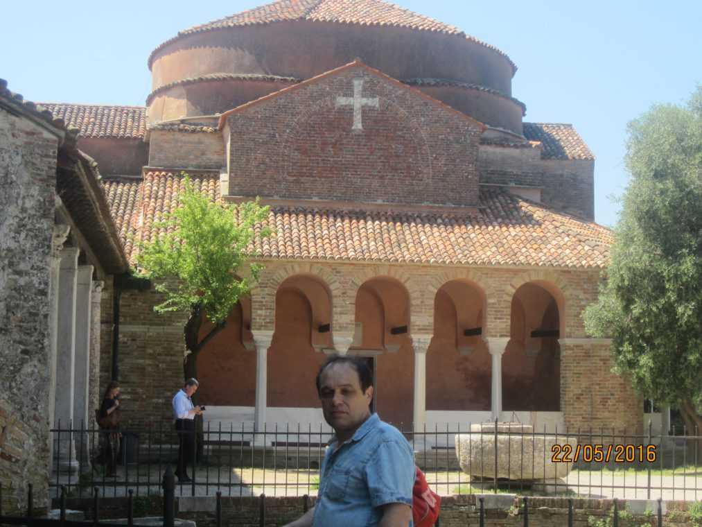 Остров Торчелло. Церковь Santa Maria Assunta
