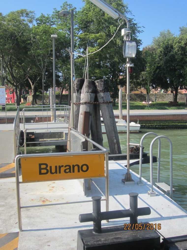 Остров Бурано (Burano)