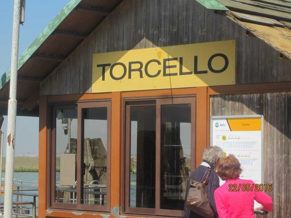 Венеция. Остров Торчелло (Torcello)