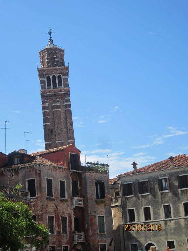 Церковь Санто-Стефано (Chiesa di Santo Stefano)