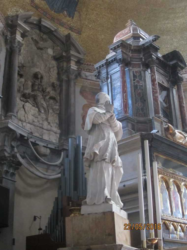 Остров Мурано. Basilica di Santa Maria e Donato