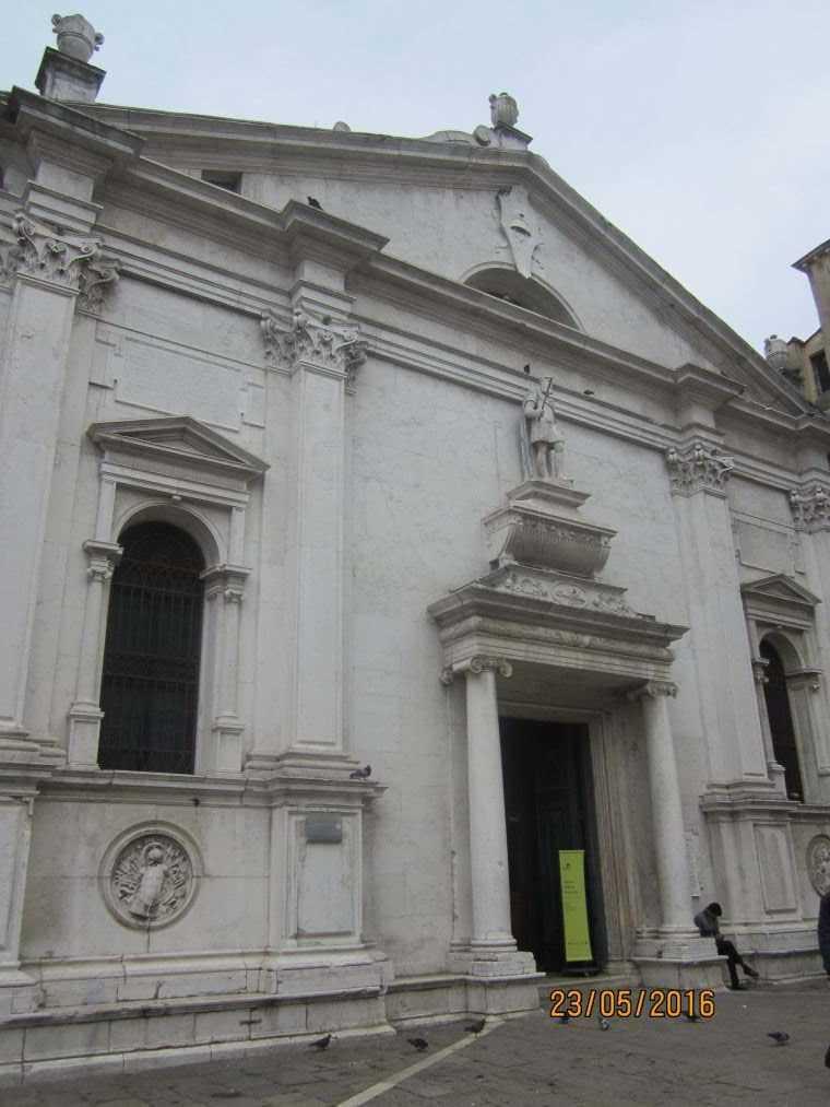 Церковь Санта-Мария Формоза в Венеции