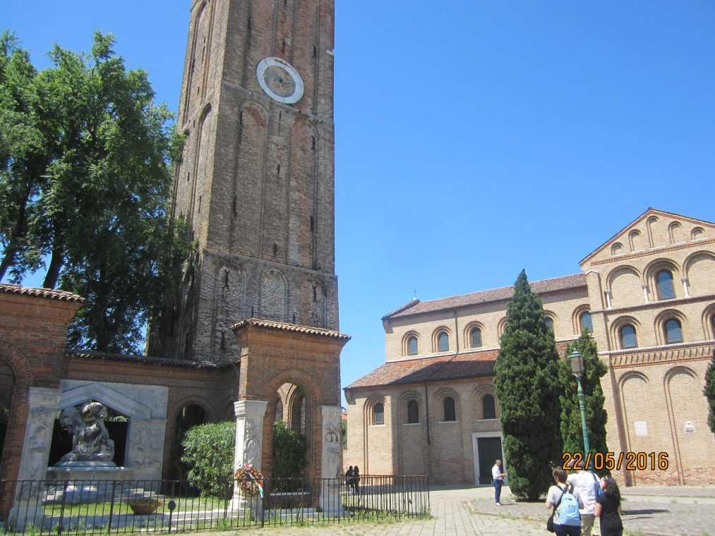 Basilica di Santa Maria e Donato. Остров Мурано