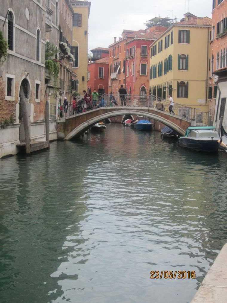 Прогулка по району Кастелло. Венеция