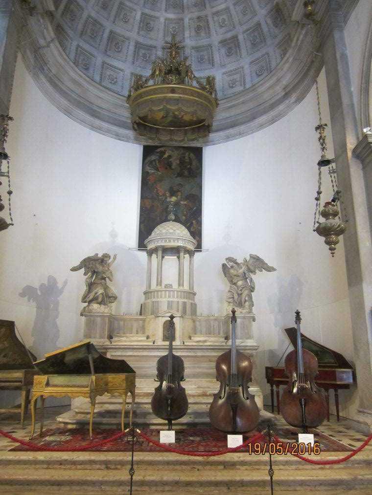 Венеция. Церковь Сан-Маурицио