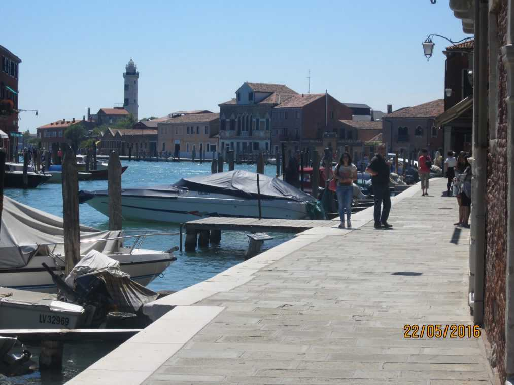 Венеция. Остров Мурано