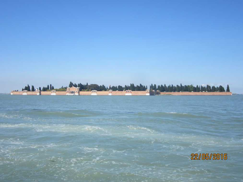 Венеция. Остров Сан-Микеле (San Michele)