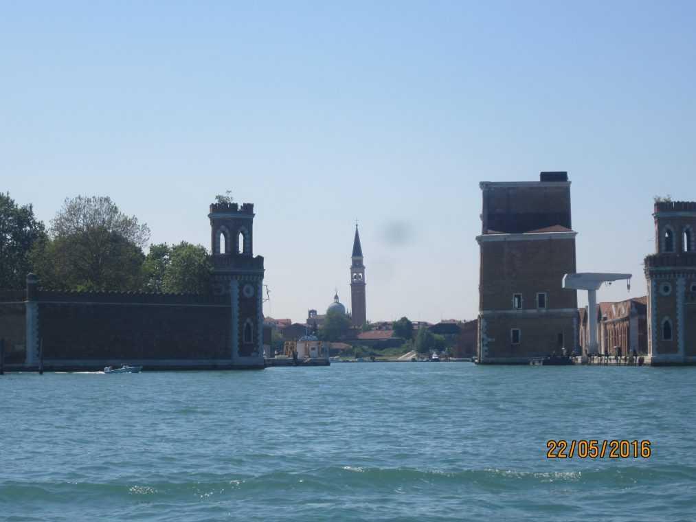 Венеция. Арсенал