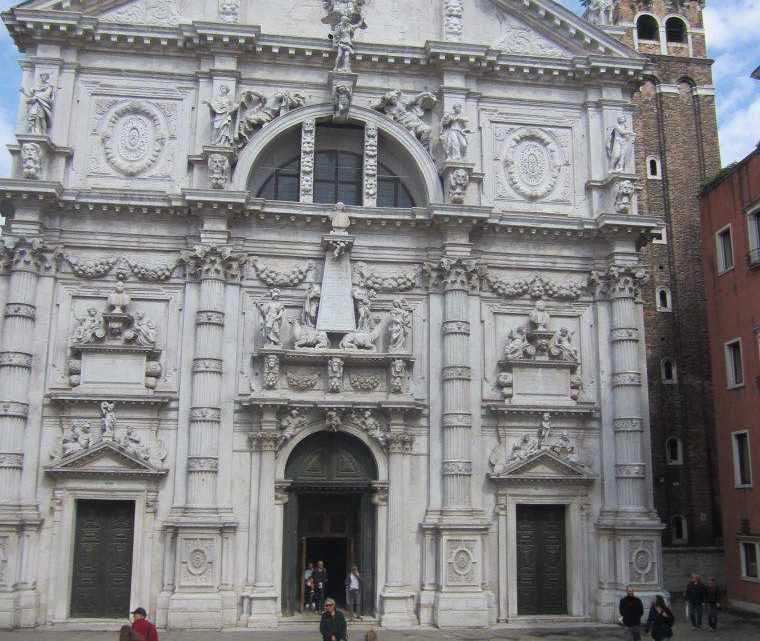 Базилики и церкви Венеции
