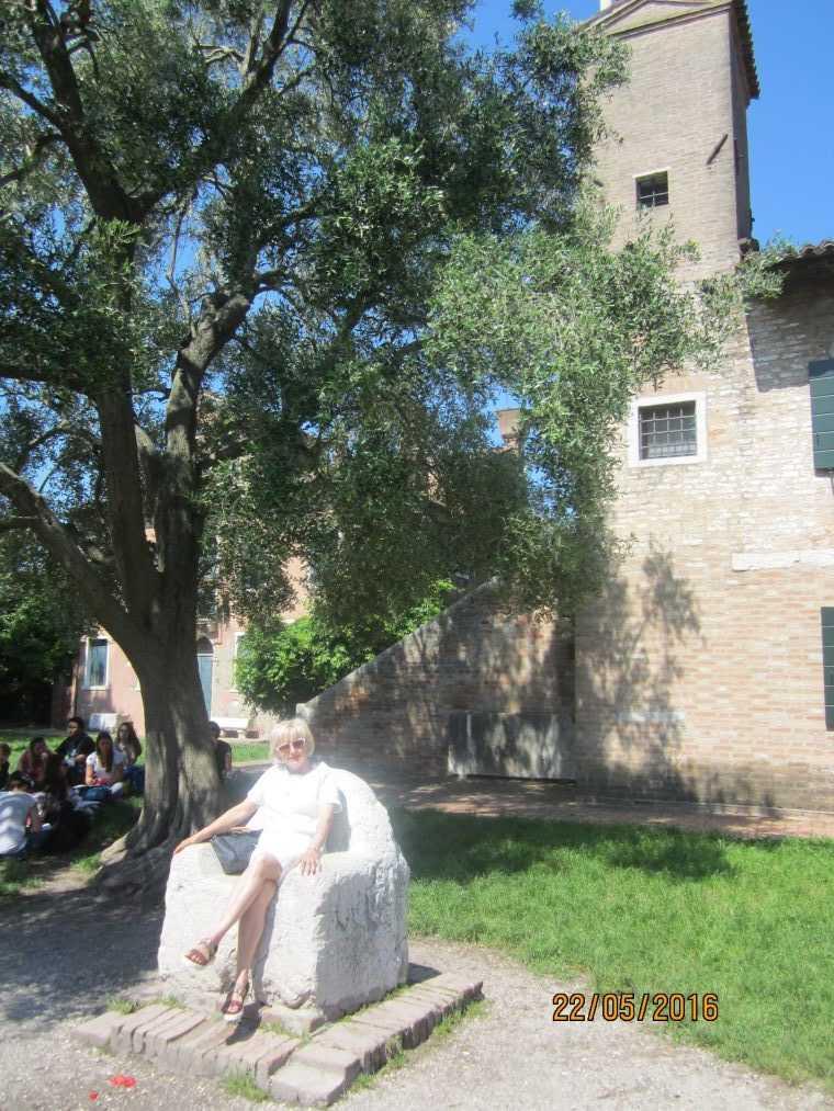 На острове Торчелло (Torcello)