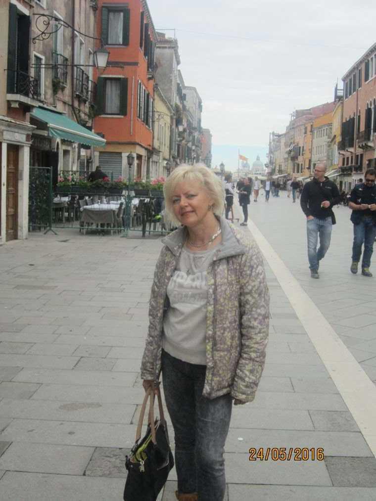 Венеция. via Garibaldi