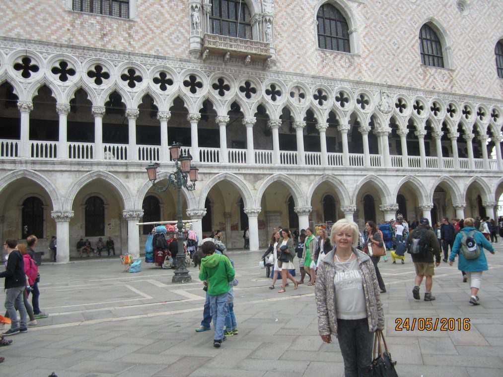 Заключительный день в Венеции. Площадь Сан-Марко