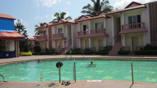 Индия, Южный Гоа. Отель  Bollywood Sea Queen