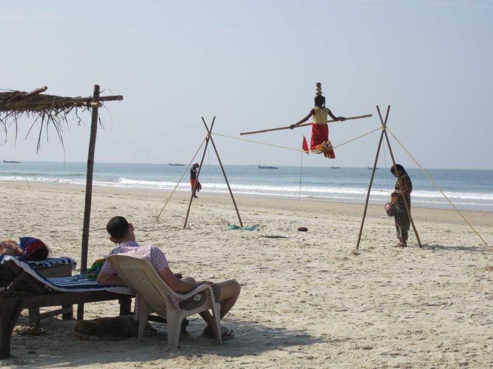 Отдых в Индии. Южный Гоа