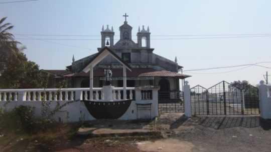 Достопримечательности Гоа, Индия