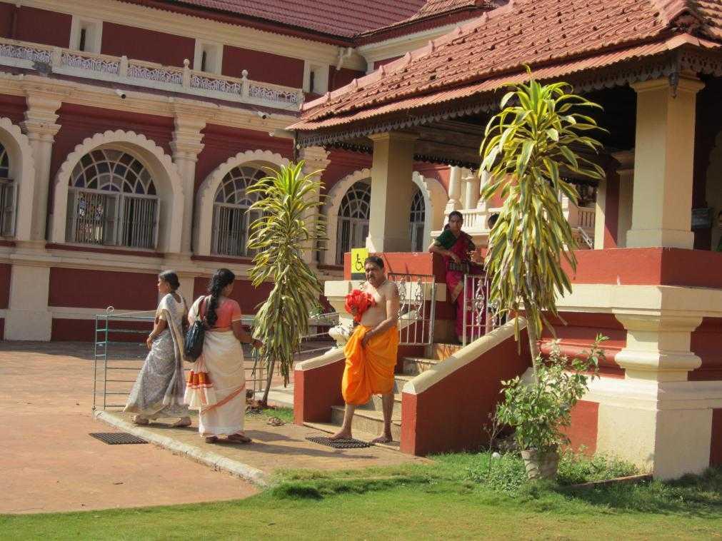 Shanta Durga Temple, Гоа, Индия