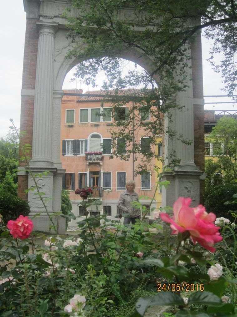 Венеция. Giardini della Biennale