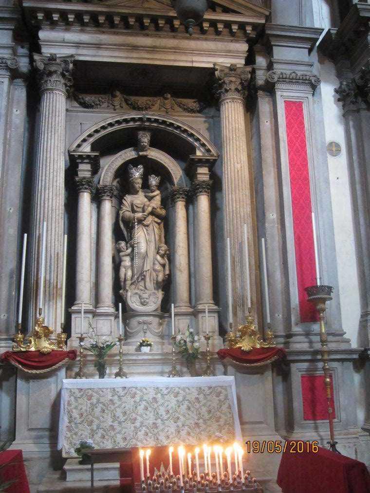 Венеция Chiesa di San Salvatore
