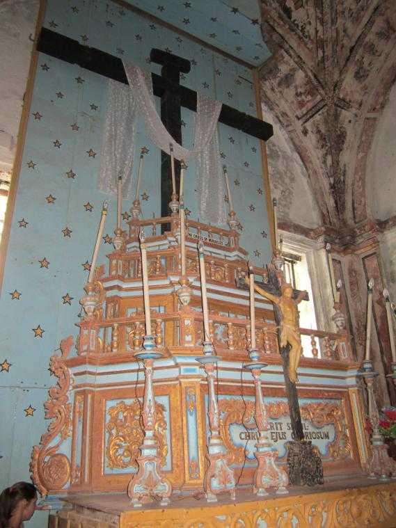 Растущий Крест. Собор Святой Екатерины (Гоа)