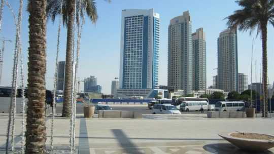 Достопримечательности Дубай – район Downtown