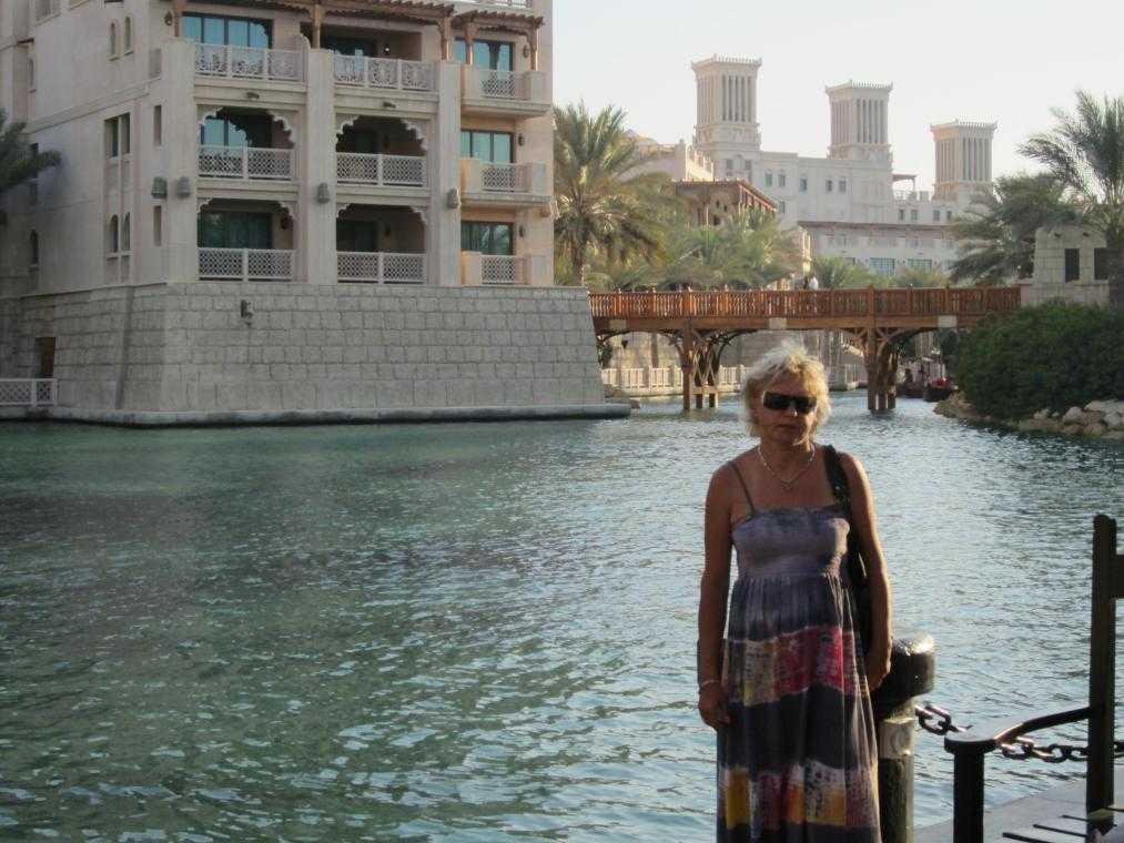 Дубай. Madinat Jumeirah