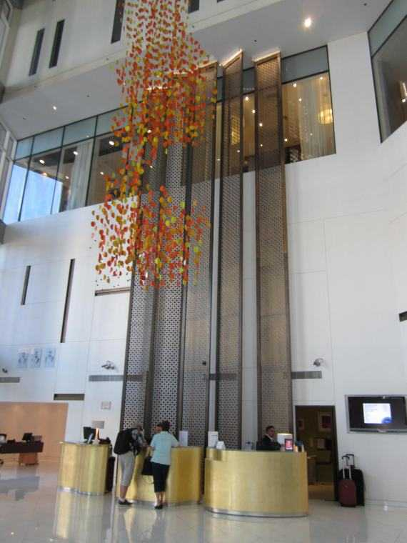 Radisson Blu Hotel Dubai Downtown