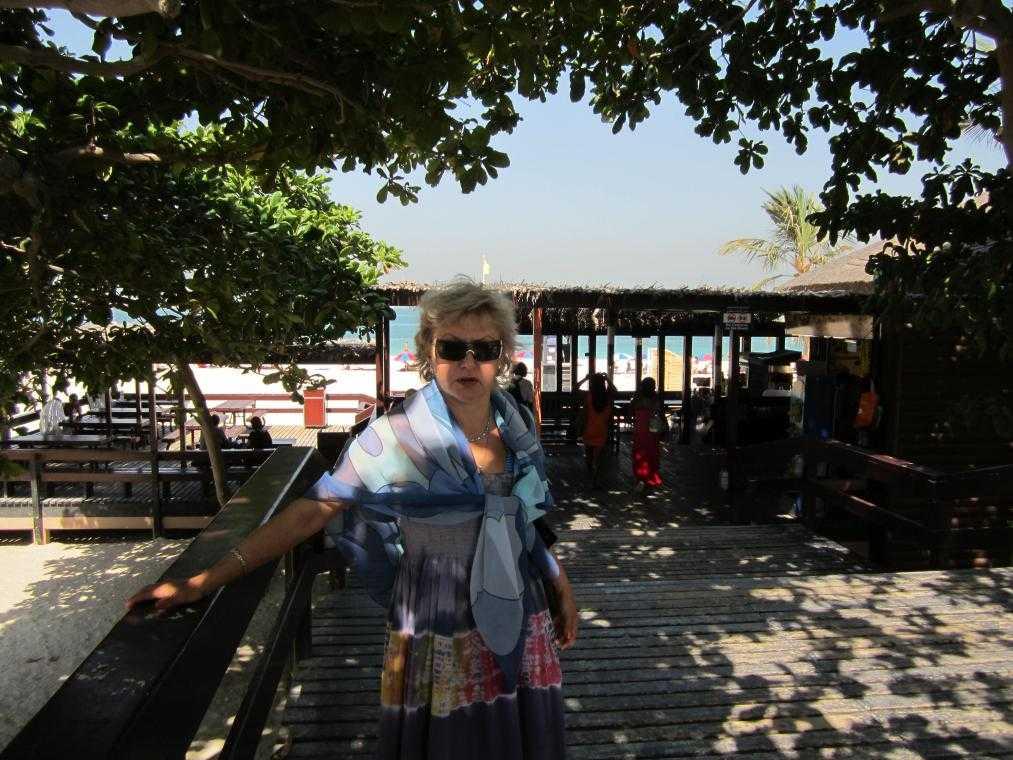 Пляжный отдых ОАЭ. Дубай