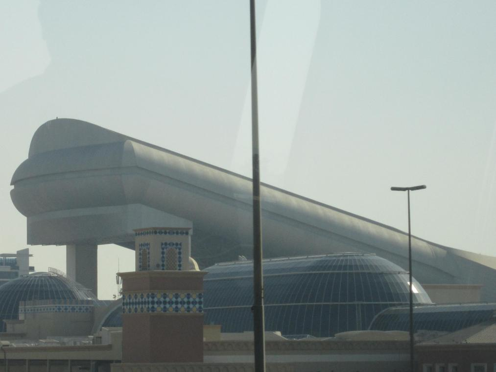 Дубай. Mall of the Emirates