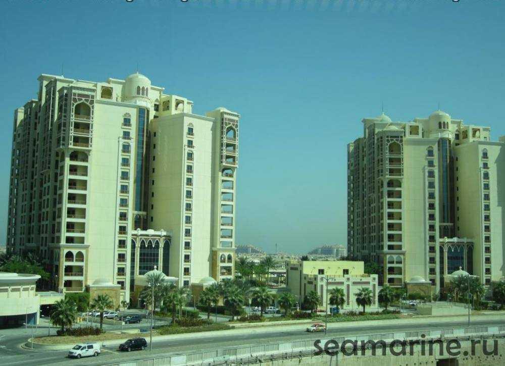 Дубай. Palm Jumeirah