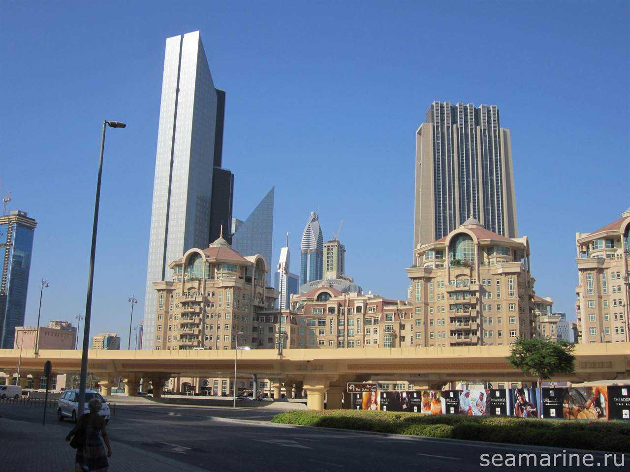Дубай. Район Jumeirah