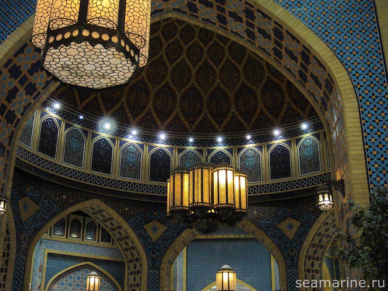 Ibn Battuta Mall. Персия