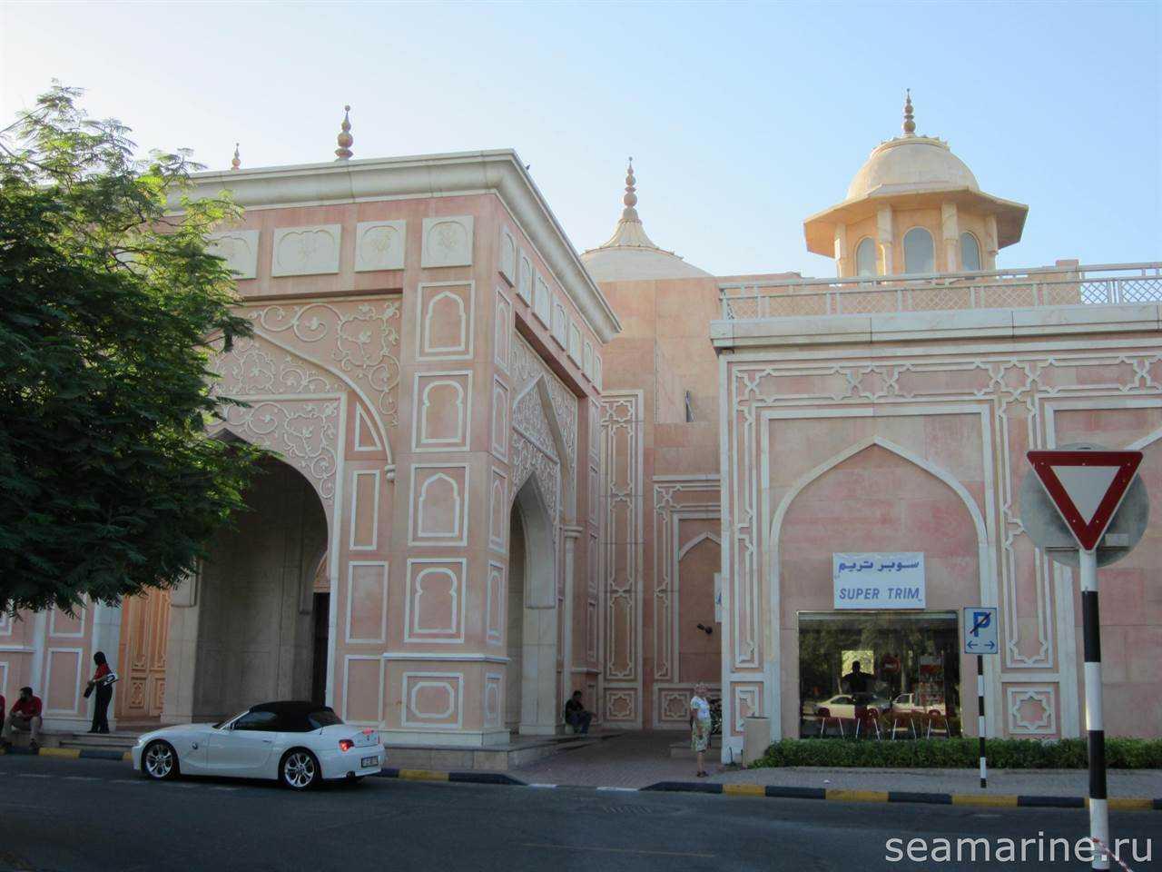 Ibn Battuta Mall. Индия