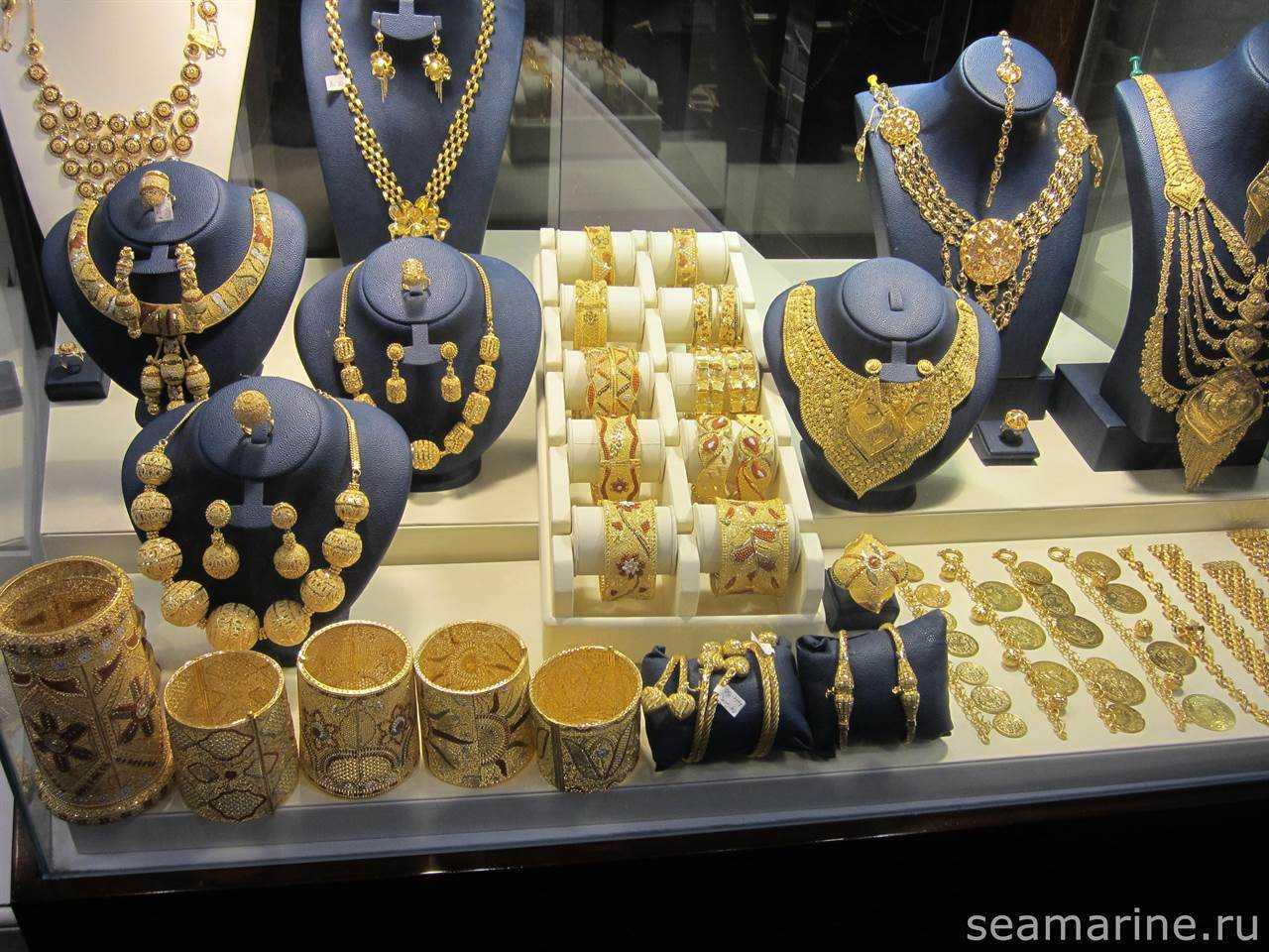 Золотой рынок Дубай