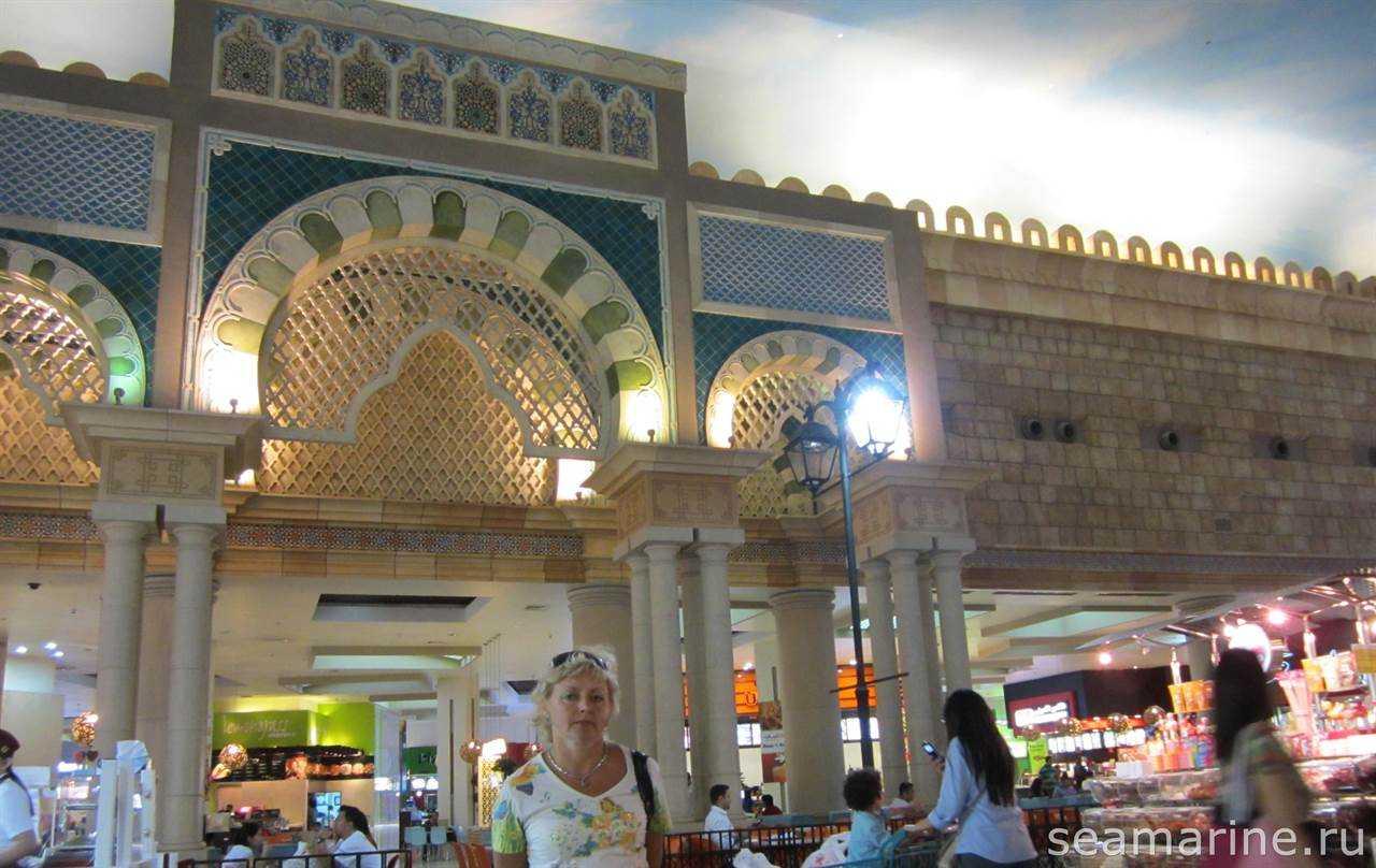 Ibn Battuta Mall. Андалусия