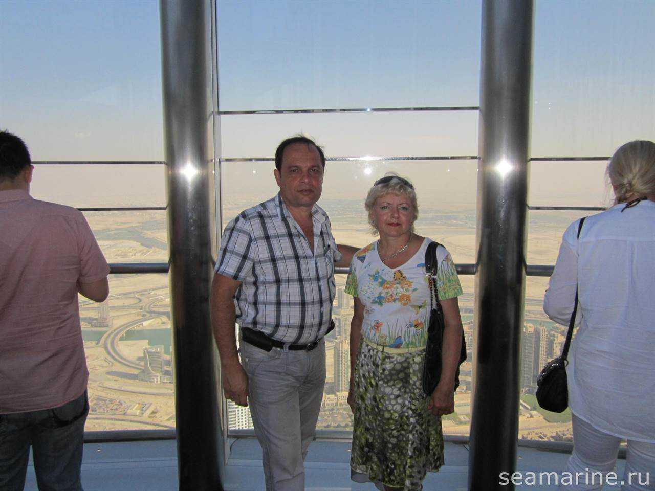 Посещение Бурдж Халифа самостоятельно