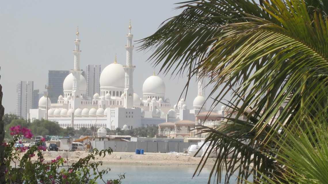Экскурсия из Дубай в Абу-Даби