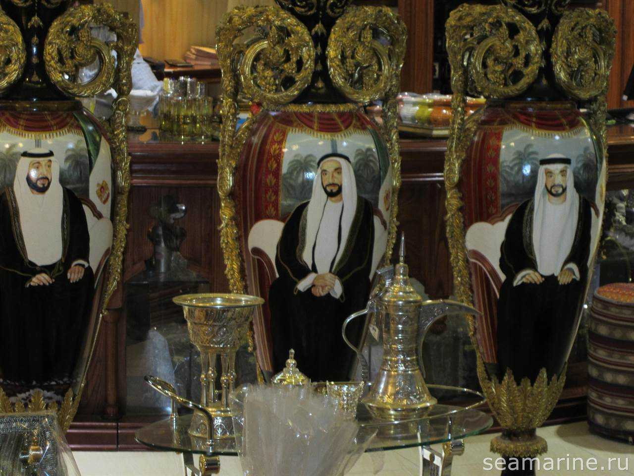 The Souk at Qaryat Al Beri. Abu Dhabi