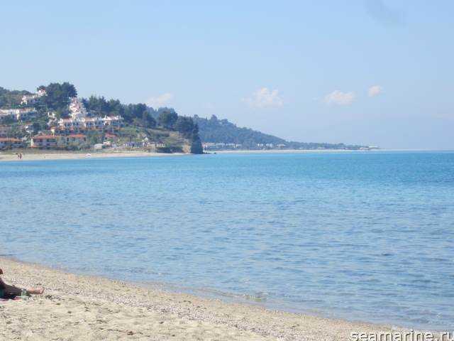 Греция в мае. Халкидики