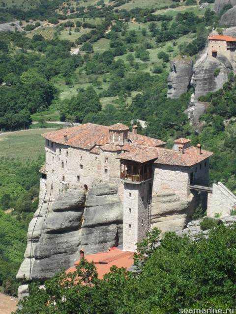 Экскурсия в монастыри Метеоры