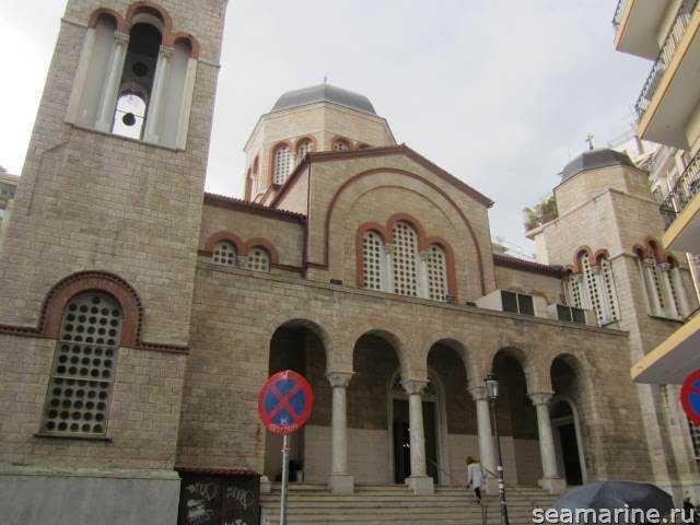 Church of Panagia Dexia