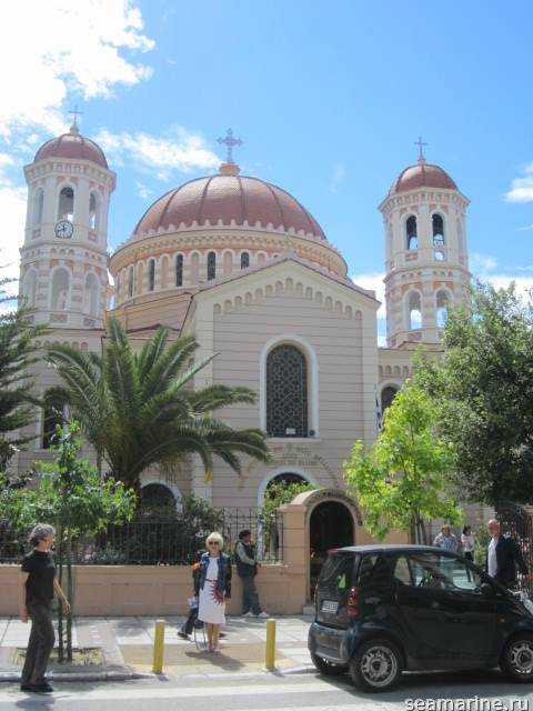 Собор Святого Григория Паламы