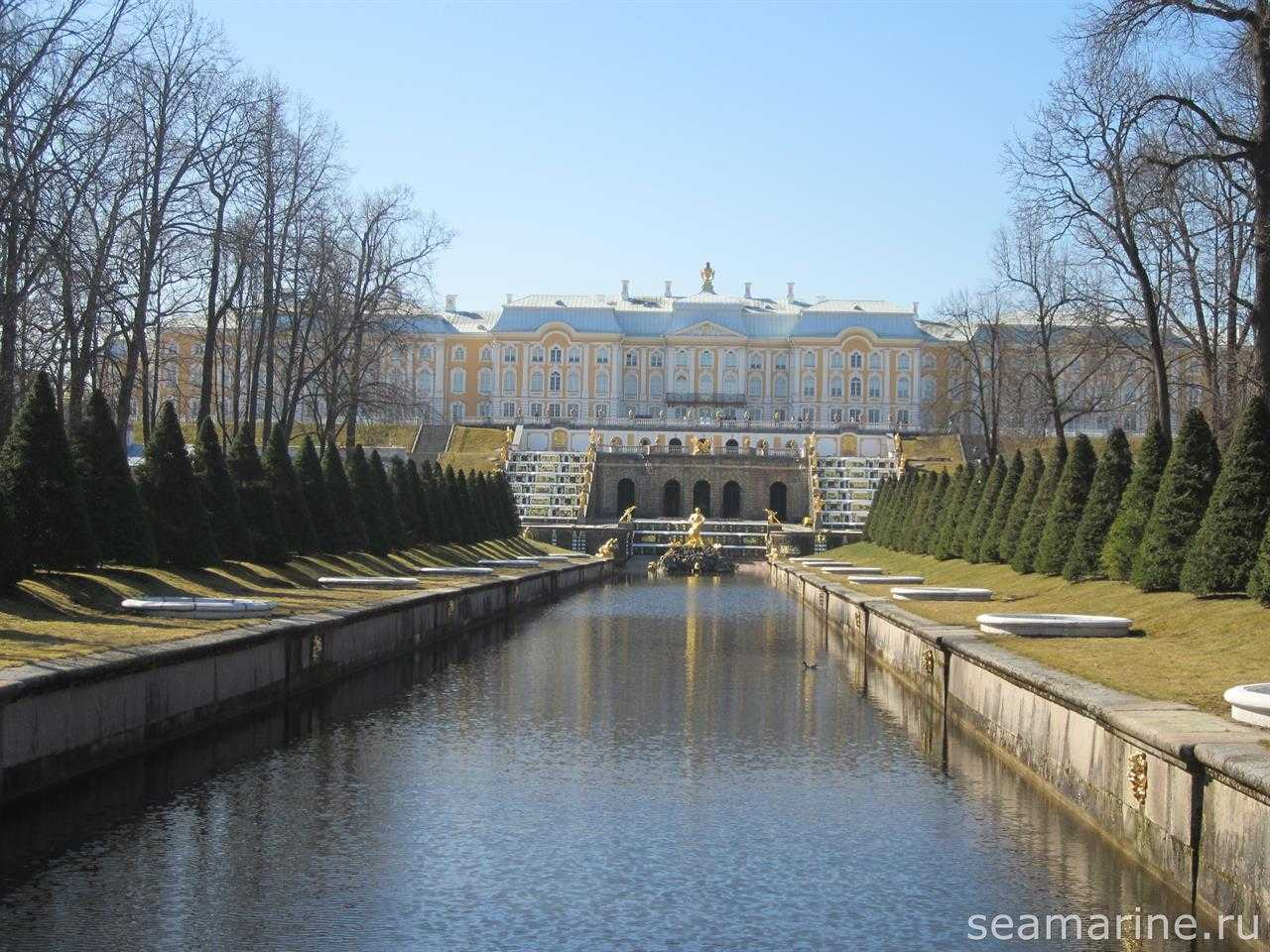 Петергоф. Большой Петергофский дворец