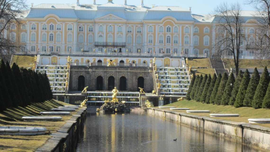 Самостоятельно из Санкт‑Петербурга в Петергоф
