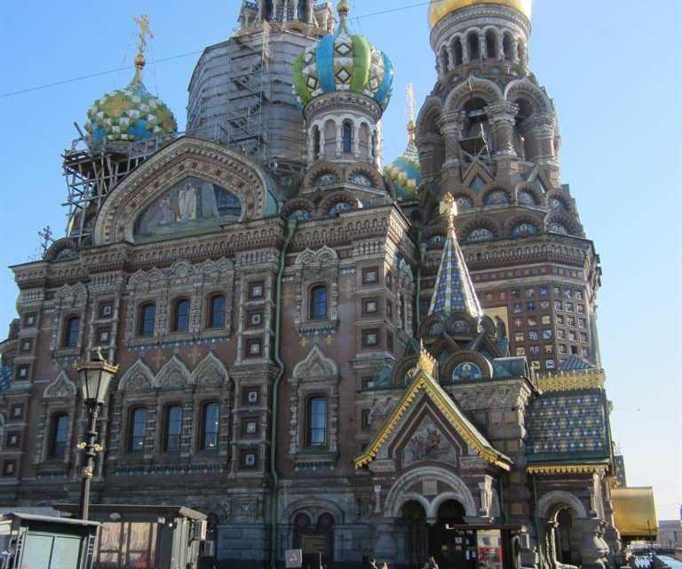 Санкт-Петербург. Лучшие достопримечательности