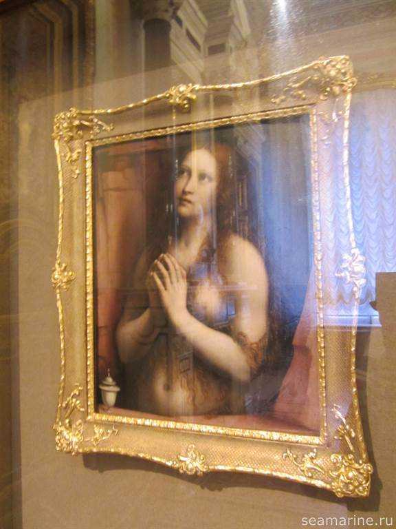 Кающаяся Мария Магдалена