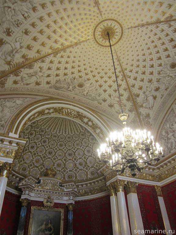 Эрмитаж. Парадные залы Дворца